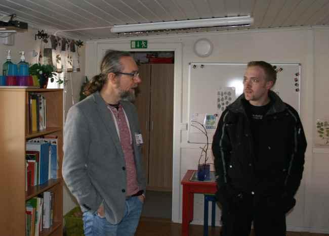 Öppet hus i Löaskolan Kopparbergarn