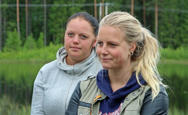 Emma och Moa